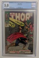 "1967 ""Thor"" Issue #143 Marvel Comic Book (CGC 5.0) at PristineAuction.com"