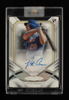 Pete Alonso 2019 Topps Five Star Five Tool Phenom Autographs #FTPPA RC #05/25 at PristineAuction.com