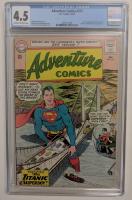 """1963 """"Adventure Comics"""" Issue #315 DC Comic Book (CGC 4.5) at PristineAuction.com"""