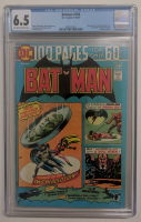 "1974 ""Batman"" Issue #258 DC Comic Book (CGC 6.5) at PristineAuction.com"