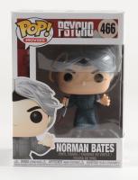 "Vera Miles Signed ""Norman Bates"" #466 Psycho Pop! Vinyl Figure (JSA COA) at PristineAuction.com"