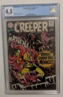 "1968 ""Beware the Creeper"" Issue #1 DC Comic Book (CGC 4.5) at PristineAuction.com"