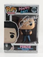 """Henry Winkler Signed """"Fonzie"""" #1124 Happy Days Pop! Vinyl Figure Inscribed """"6/26/21"""" (JSA COA) at PristineAuction.com"""