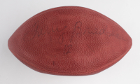 Terry Bradshaw Signed NFL Game Ball Football (Beckett LOA) (See Description) at PristineAuction.com
