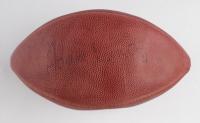 Adam Vinatieri Signed NFL Game Ball Football (Beckett LOA) (See Description) at PristineAuction.com