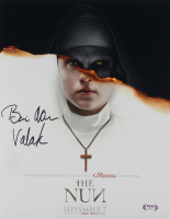 """Bonnie Aarons Signed """"The Nun"""" 11x14 Photo Inscribed """"Valak"""" (PSA COA) at PristineAuction.com"""