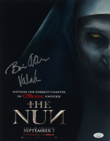 """Bonnie Aarons Signed """"The Nun"""" 11x14 Photo Inscribed """"Valak"""" (JSA Hologram) at PristineAuction.com"""