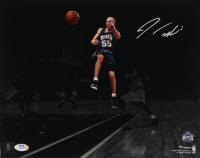 Jason Williams Signed Kings 11x14 Photo (PSA Hologram) at PristineAuction.com