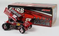 Kasey Kahne Signed LE #9 Curb Records 2004 Sprint Car Xtreme 1:24 Diecast Car (JSA COA) at PristineAuction.com