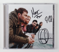 """Maroon 5 """"Hands All Over"""" CD Insert Signed by (5) with Adam Levine, Jesse Carmichael, Mickey Madden & James Valentine (Beckett LOA) at PristineAuction.com"""