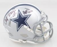 "Cliff Harris Signed Cowboys Speed Mini Helmet Inscribed ""HOF 2020"" (Beckett COA) at PristineAuction.com"