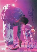 """Boyz II Men"" Signed 8.5x12 Photo (JSA COA) at PristineAuction.com"