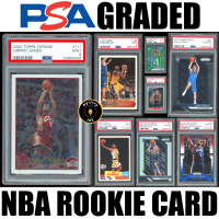 Mystery Ink PSA Graded NBA Rookie Card Mystery Box Pack – LeBron James 2003 Topps Chrome Edition! at PristineAuction.com