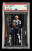 Tom Brady 2005 Leaf Rookies and Stars Longevity #57 (PSA 9) at PristineAuction.com