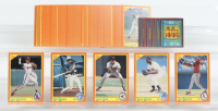 1990 Score Rookie/Traded Complete Set Of (110) Baseball Cards with #100T Eric Lindros, #95T David Segui RC, #86T Frank Thomas RC, #68T Gary Disarcina RC, #84T Ray Lankford RC at PristineAuction.com