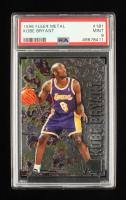 Kobe Bryant 1996-97 Metal #181 (PSA 9) at PristineAuction.com