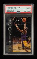 Kobe Bryant 1996-97 Stadium Club Rookies 2 #R9 (PSA 9) at PristineAuction.com