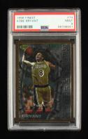 Kobe Bryant 1996-97 Finest #74 B RC (PSA 9) at PristineAuction.com