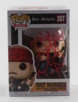 Bret Michaels Signed #207 Funko Pop! Vinyl Figure (JSA COA) at PristineAuction.com