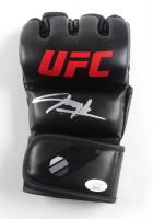 Israel Adesanya Signed UFC Glove (JSA COA) at PristineAuction.com