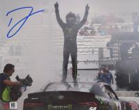 Ty Gibbs Signed NASCAR 8x10 Photo (PA COA) at PristineAuction.com