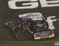 Ty Gibbs Signed NASCAR First Xfinity Win 8x10 Photo (PA COA) at PristineAuction.com