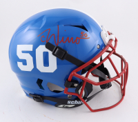 Chase Winovich Signed Full-Size Authentic On-Field Vengeance Helmet (Beckett Hologram) (See Description) at PristineAuction.com