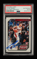Tyler Herro Signed 2019-20 Panini Chronicles #76 Threads (PSA Encapsulated) at PristineAuction.com