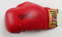 Roberto Duran Signed Everlast Boxing Glove (JSA COA) (See Description) at PristineAuction.com