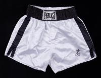 Roberto Duran Signed Everlast Boxing Trunks (JSA COA) at PristineAuction.com