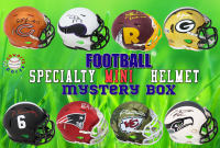 Schwartz Sports Football Specialty Mini Helmet Signed Mystery Box - Series 14 (Limited to 150) (ALL MINIS ARE RIDDELL SPECIALTY STYLES!!) at PristineAuction.com