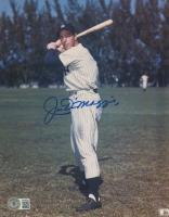 Joe DiMaggio Signed Yankees 8x10 Photo (Beckett LOA) at PristineAuction.com