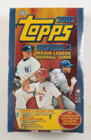2002 Topps Series 2 Baseball Hobby Box with (36) Packs at PristineAuction.com