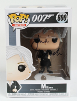 "Judi Dench Signed ""007"" M From GoldenEye #800 Funko Pop Vinyl Figure (JSA COA) at PristineAuction.com"