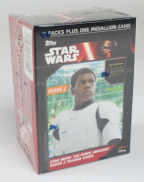 """2016 Topps """"Star Wars: The Force Awakens"""" Series 2 Trading Cards with (10) Packs at PristineAuction.com"""