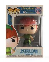 "Peter Pan ""Disneyland: 65th Anniversary"" #815 Funko Pop! Vinyl Figure at PristineAuction.com"