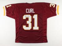 Kamren Curl Signed Jersey (JSA COA) at PristineAuction.com