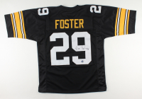 Barry Foster Signed Jersey (Pro Player Hologram) at PristineAuction.com