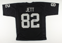 James Jett Signed Jersey (Pro Player Hologram) at PristineAuction.com
