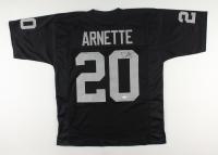 Damon Arnette Signed Jersey (JSA COA) at PristineAuction.com