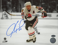 Jeremy Roenick Signed Blackhawks 8x10 Photo (Schwartz COA) at PristineAuction.com