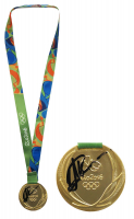 Usain Bolt Signed 2016 Rio Olympic Games Gold Medal (PSA COA) at PristineAuction.com