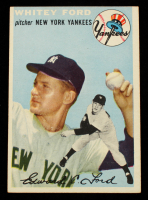 Whitey Ford 1954 Topps #37 at PristineAuction.com