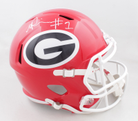 George Pickens Signed Georgia Bulldogs Full-Size Speed Helmet (JSA COA) at PristineAuction.com