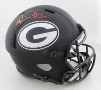 George Pickens Signed Georgia Bulldogs Full-Size Eclipse Alternate Speed Helmet (JSA COA) (See Description) at PristineAuction.com