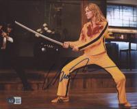 "Uma Thurman Signed ""Kill Bill: Volume 1"" 8x10 Photo (Beckett COA) at PristineAuction.com"
