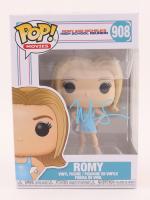 "Mira Sorvino Signed ""Romy and Michelle's High School Reunion"" #908 Romy Funko Pop! Vinyl Figure (Beckett COA) at PristineAuction.com"