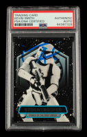 Kevin Smith Signed 2015 Star Wars Journey to The Force Awakens Power of the First Order #FD5 Stormtrooper (PSA Encapsulated) at PristineAuction.com