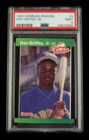 Ken Griffey Jr. 1989 Donruss Rookies #3 RC (PSA 9) at PristineAuction.com