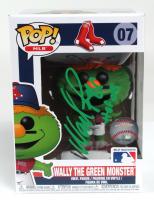 "Wade Boggs Signed Wally the Green Monster #07 Funko Pop! Vinyl Figure Inscribed ""HOF 05"" (JSA COA) (See Description) at PristineAuction.com"